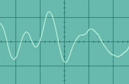 Virtual Oscilloscope demo